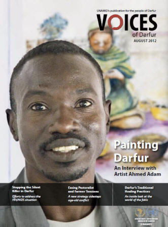 Voices of Darfur - August 2012
