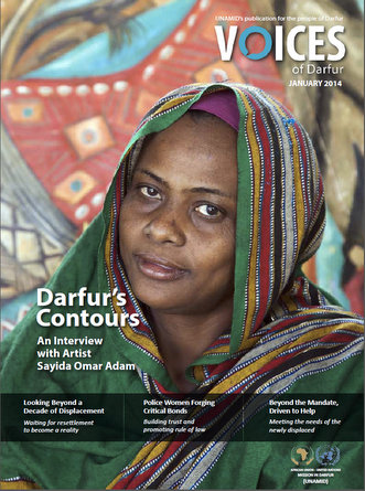 Voices of Darfur - January 2014
