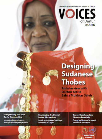 Voices of Darfur - July 2012