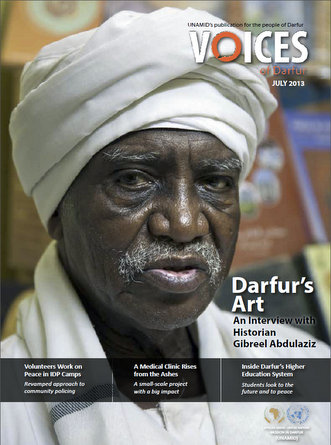 Voices of Darfur - July 2013