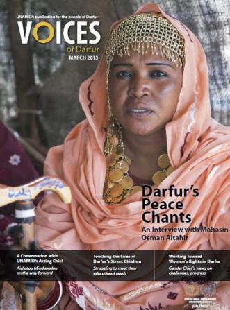 Voices of Darfur - March 2013
