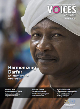 Voices of Darfur - March 2014