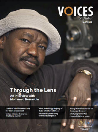 Voices of Darfur - May 2014
