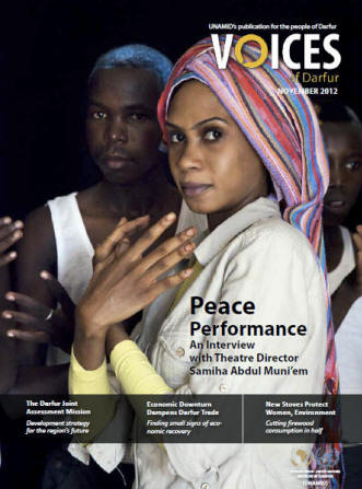 Vices of Darfur - November 2012