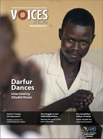 Voices of Darfur - September 2013